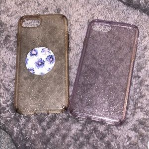 2 IPHONE 7 SPECK CASES!!!